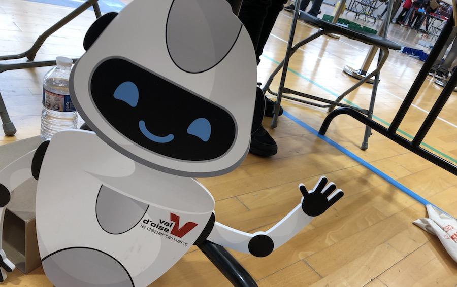 Vobot Challenge Un Challenge Robotique Pour Stimuler L